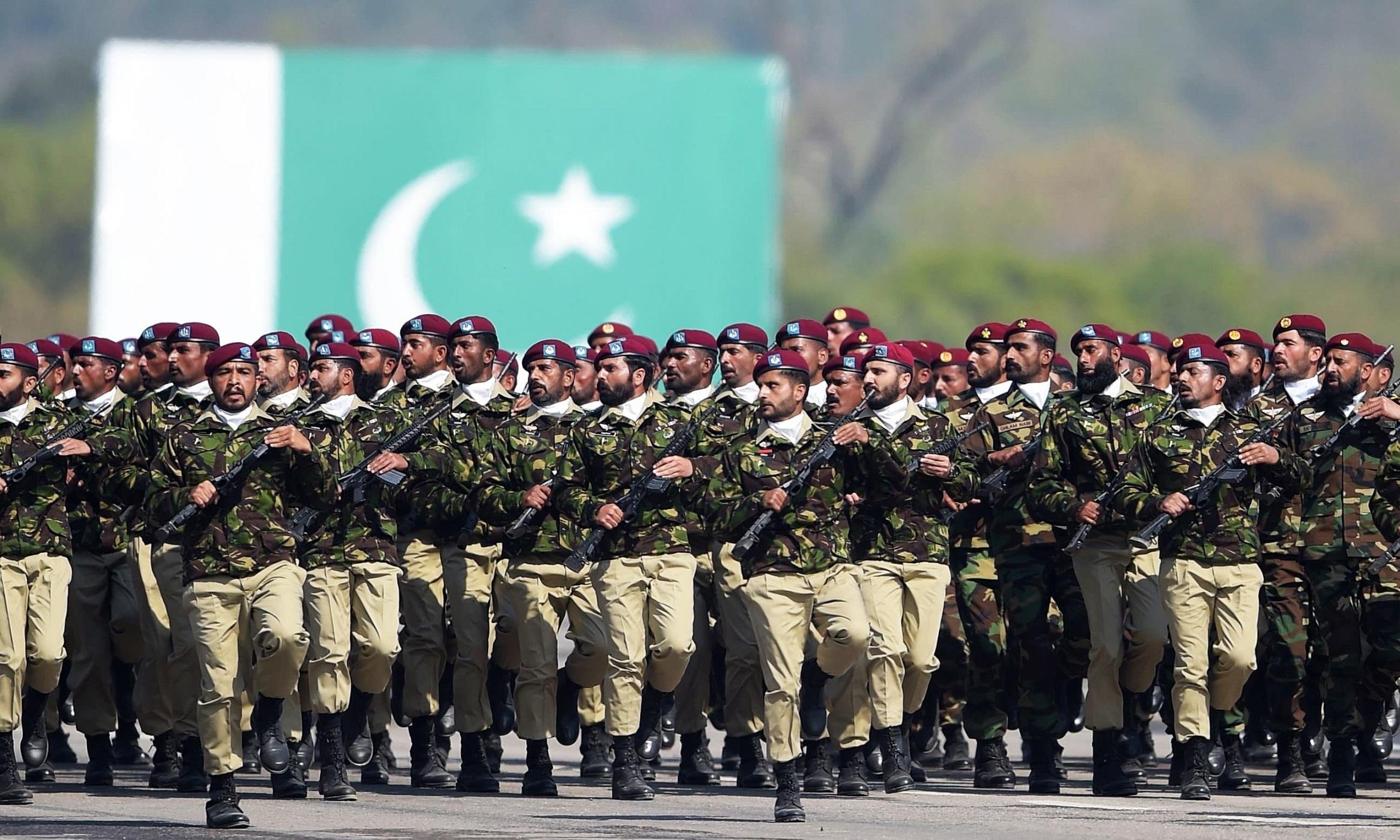 امریکہ کا پاکستان کے لیے فوجی تربیتی پروگرام دوبارہ شروع کرنے کا اعلان