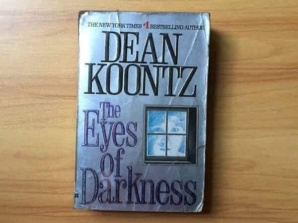 Dean Koontz-The Eyes of Darkness