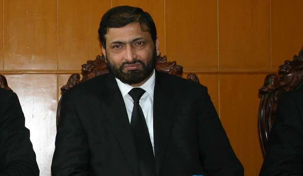 Justice Qasim Khan-Chief Justice-Lahore High Court