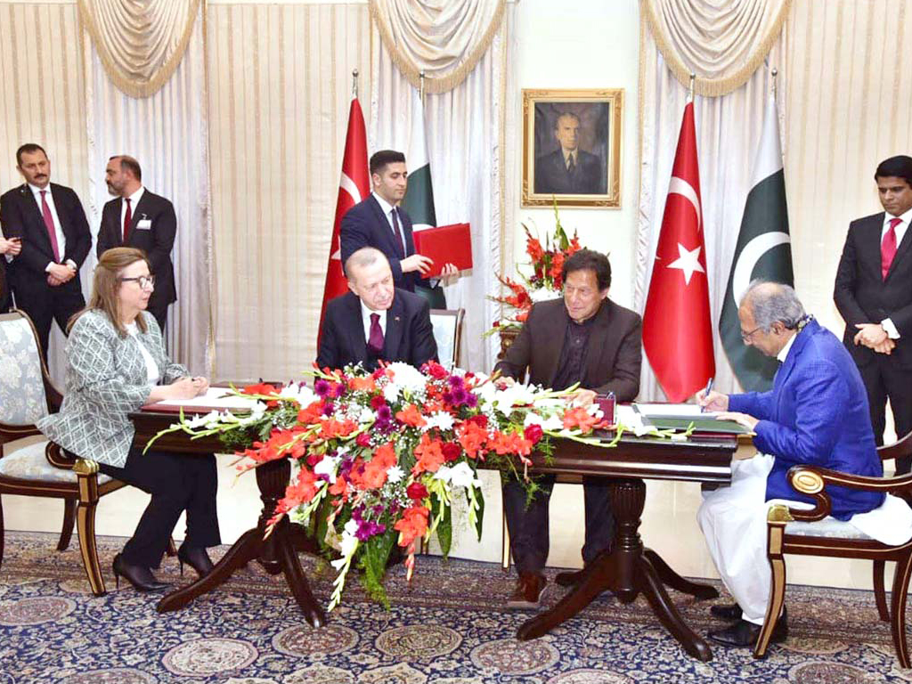 Pakistan-Turkey-MoU-Trade-Customs