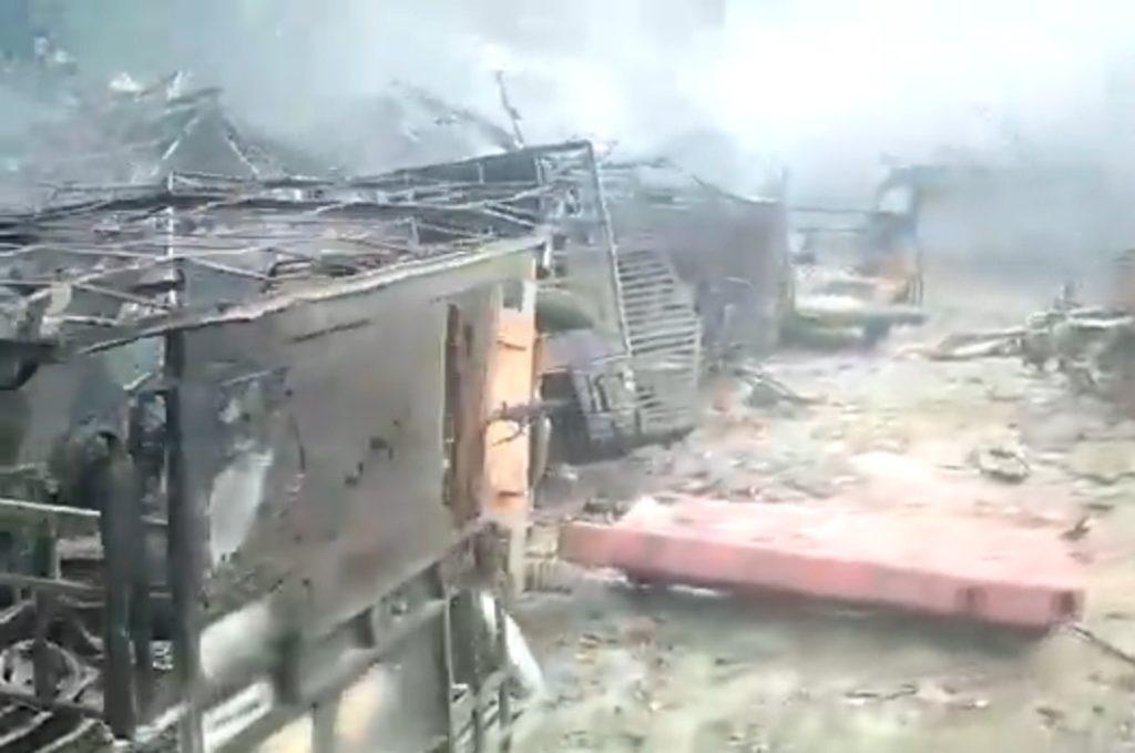 LPG-Lahore-Blast-Accident
