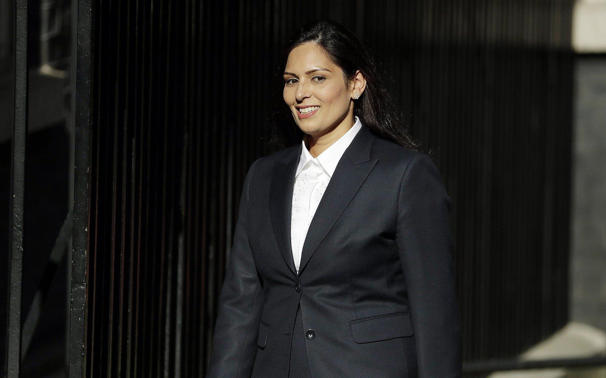 Priti Patel-UK Home Minister