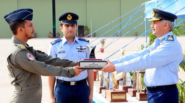 WC-Noman Akram won best wingsman award