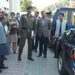 CM Punjab-Police Model Van