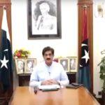 Murad Ali Shah-Corona Update