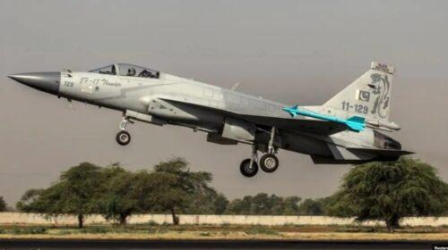 پاک فضائیہ بھارتی رافیل لڑاکا جہاز کا توڑ سامنے لے آئی